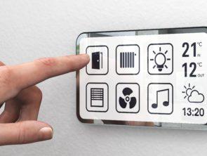 Smart Home touchscreen - Version 2