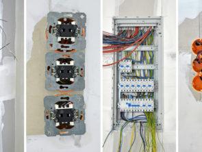 Elektroinstallation, Elektriker