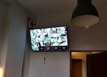 Instalacja CCTV i SSWiN